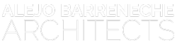 Alejo Barreneche Architects Logo